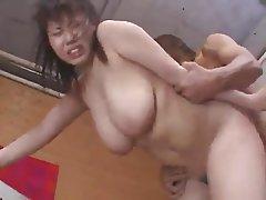 Big Boobs, Japanese, Pornstar