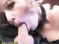 Anal, Blonde, Piercing, Teen, Threesome