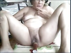 Masturbation, Japanese, MILF
