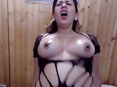 Amateur, Big Nipples, Webcam