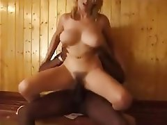 British, Hairy, Interracial, Big Tits, Big Black Cock