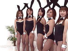 Asian, Blowjob, Japanese, Orgy