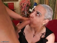 Big Cock, Granny, Hairy, Mature, Old and Young