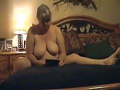 BBW, Masturbation, Mature, MILF, Wife