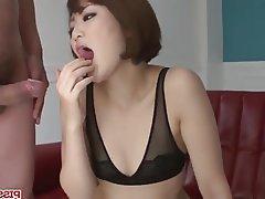 Asian, Blowjob, Facial, Japanese, MILF
