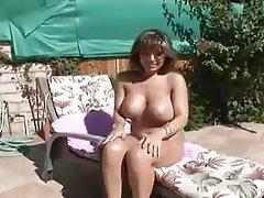 Blowjob, Brunette, Mature, Big Tits, Busty
