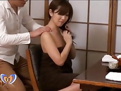 Vintage, Japanese, MILF, Massage