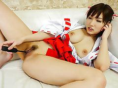 Asian, Japanese, MILF, Cosplay