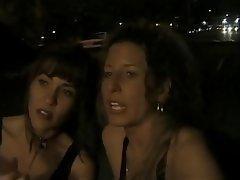 Lesbian, MILF, Brunette, Big Boobs