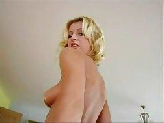 Blonde, Blowjob, Creampie, Group Sex