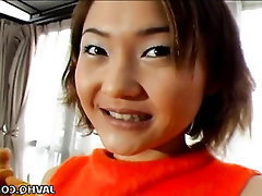 Asian, Blowjob, Cumshot, Hairy, Public
