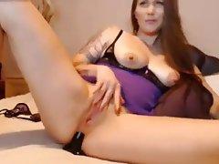 Webcam, Mature, MILF, Masturbation