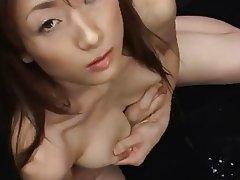 Asian, Japanese, Nipples
