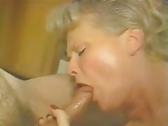 Blowjob, Mature, Old and Young, Threesome