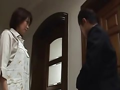 Old and Young, Blowjob, Japanese, MILF